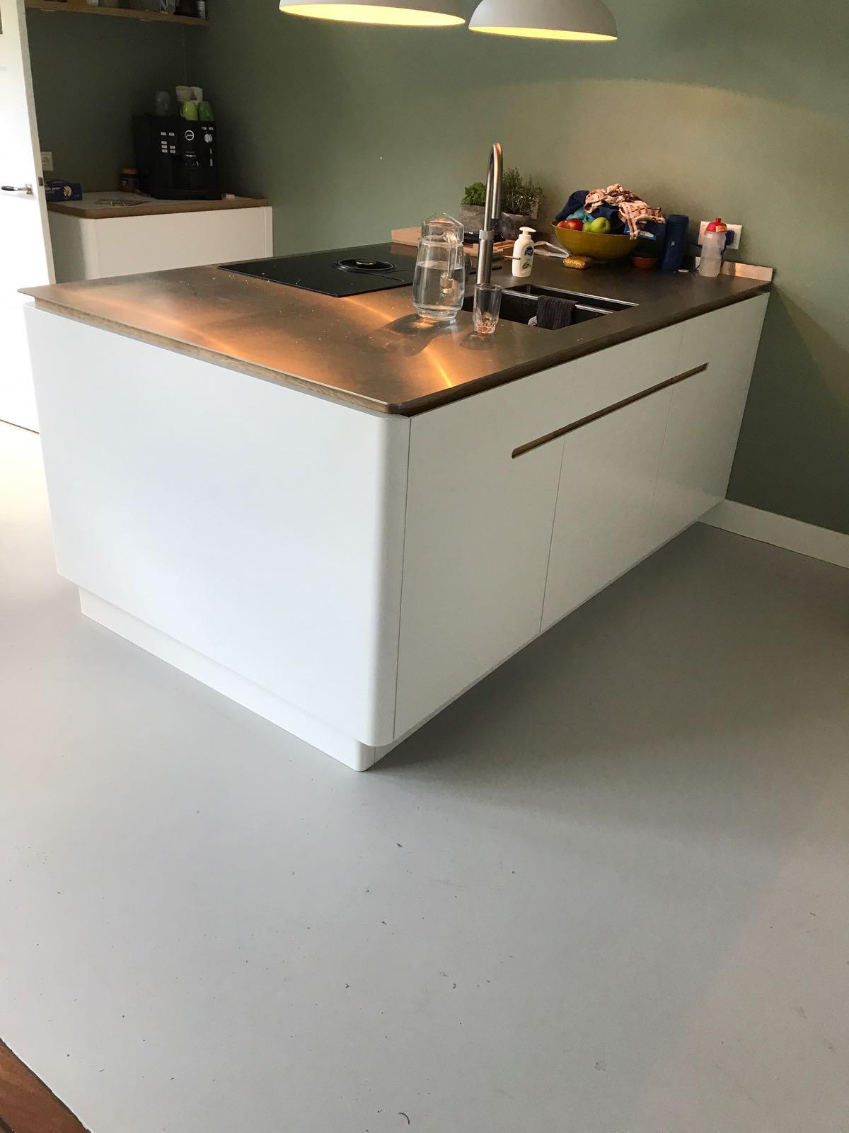 Keuken gespoten alkmaar